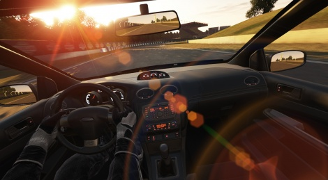 Project CARS back on Gamersyde