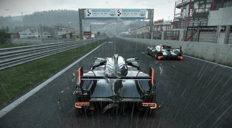 Project CARS back on PS4