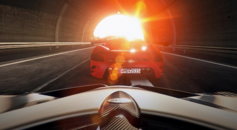 Project CARS launches itself