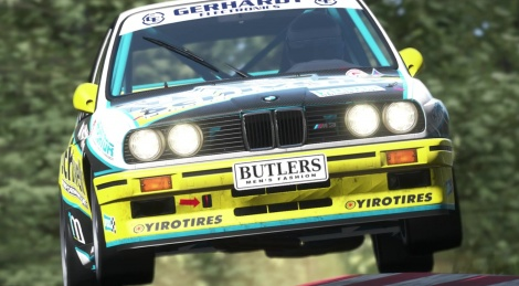 Project CARS made by racers