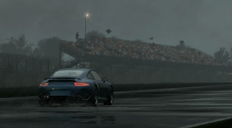 Project CARS passes the time