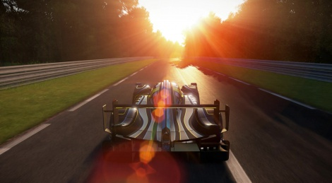 Project CARS PS4 direct feed videos