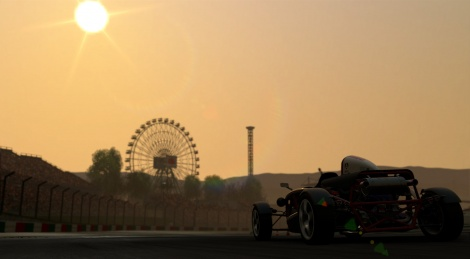 Project CARS se montre en images