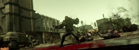 Prototype 2: the Power of Tendrils