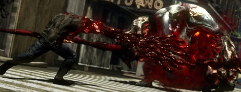 Prototype 2 trailer and screens
