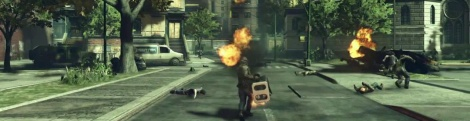 Prototype 2: Weapons trailer