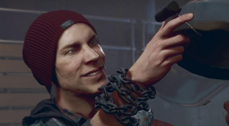 PS4: inFamous Second Son announced