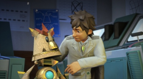 PS4: Mark Cerny reveals Knack