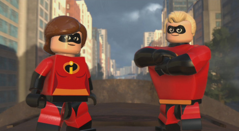 PS4 videos of Lego The Incredibles