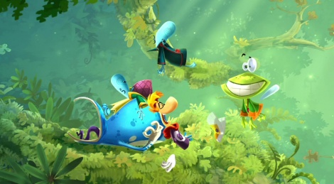 PS4 videos of Rayman Legends