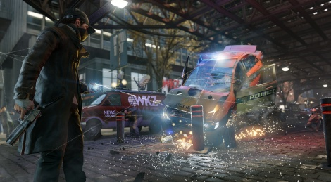 PS4: Watch_Dogs s'illustre