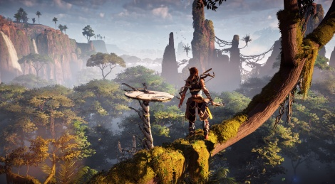 PSM: Horizon PS4 Pro screens, video