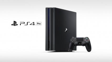 PSM: PS4 Pro unveiled, coming Nov.10