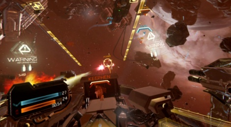 PSVR Eve: Valkyrie videos