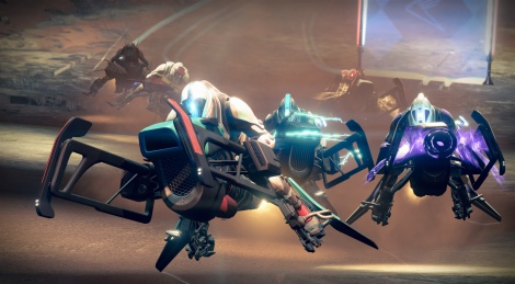 The sparrow racing league event for destiny the taken king has been