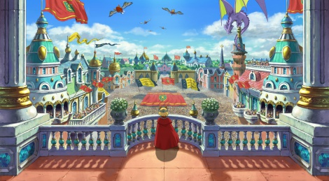 PSX: Ni no Kuni II announced