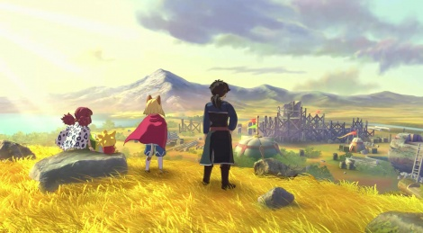 PSX: Ni no Kuni II new trailer