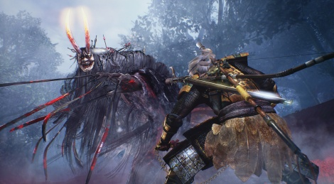 PSX: Nioh new trailer and screens