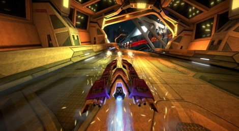 PSX: WipEout Omega Collection reveled