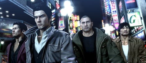 PSX: Yakuza 5 hitting West in 2015