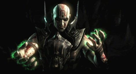 Quan Chi in Mortal Kombat X