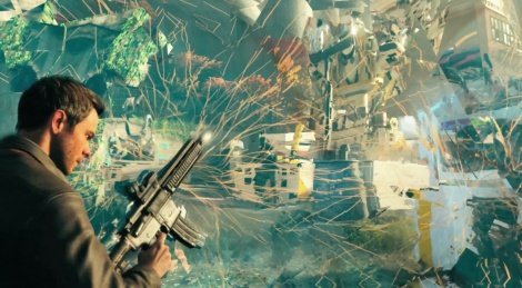 Quantum Break: Gamescom Trailer