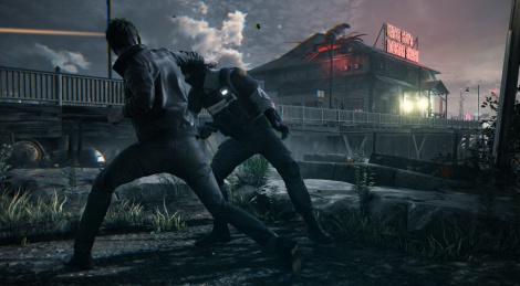 Quantum Break new screens