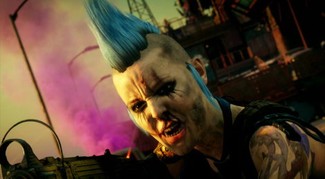 RAGE 2: Everything vs Me Trailer
