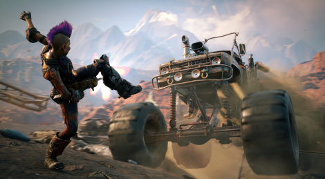 RAGE 2: Gameplay trailer, screens, date