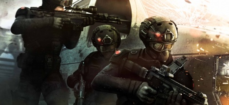 Rainbow 6 Patriots s'illustre