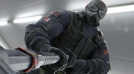 Rainbow 6: Siege coming on Oct. 13th