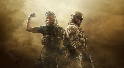 Rainbow 6: Siege illustre Dust Line