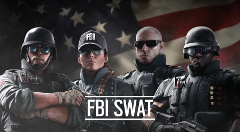 Rainbow 6 Siege: The FBI-SWAT Unit