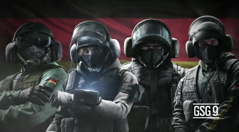 Rainbow 6 Siege: The GSG-9 Unit