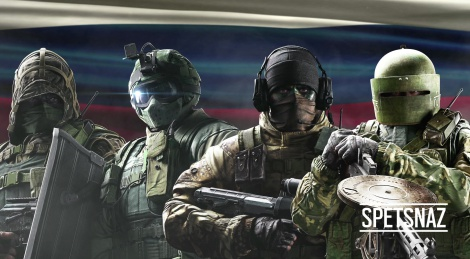 Rainbow 6 Siege:  The Spetsnaz Unit