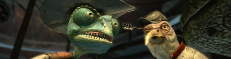 Rango gets Trailer