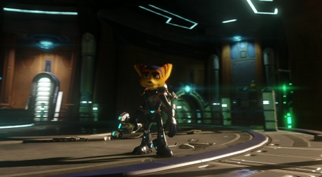 Ratchet and Clank back at 4K resolution