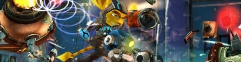Ratchet & Clank: A Crack in Time images