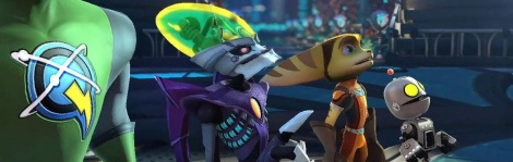 Ratchet & Clank: All 4 One - Trailer