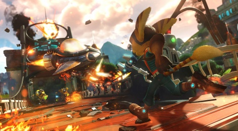 Ratchet & Clank: Gameplay Videos