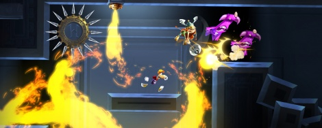 Rayman Legends coming to PC