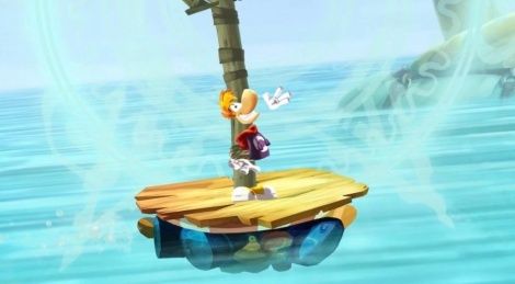 Rayman Legends demo tomorrow