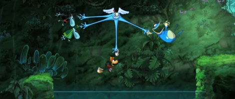 Rayman Origins: Meet the new crazy
