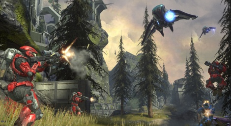 Reach: Defiant Map Pack new screens