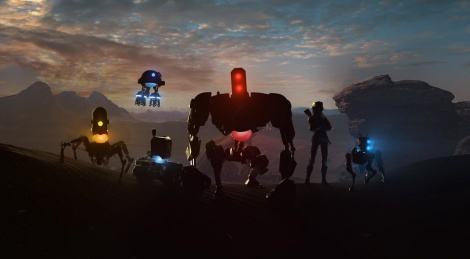 ReCore: Gameplay Trailer