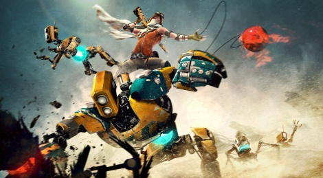 ReCore tonight, live on Gamersyde