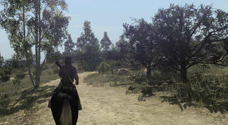 Red Dead now in 4K on Xbox One X