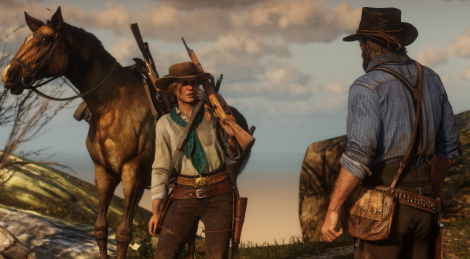 Red Dead Redemption 2 s'illustre