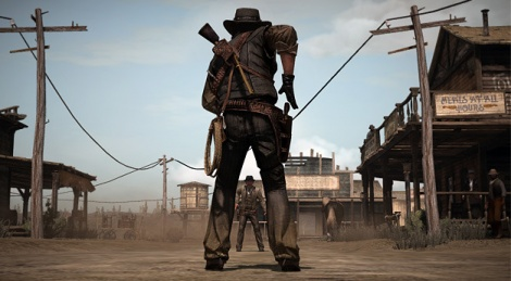Red Dead Redemption images