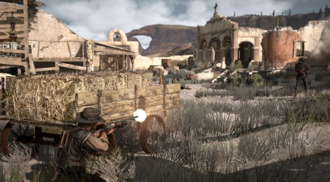 Red Dead Redemption new images